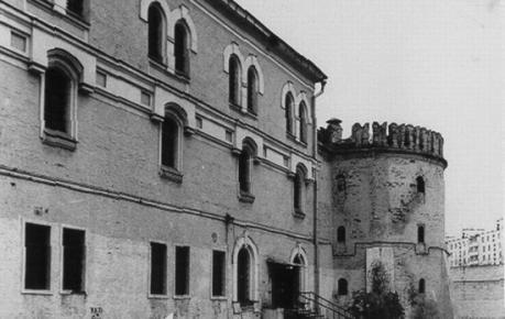 Butyrka Prison. Photo: Memorial Society Photo Archive