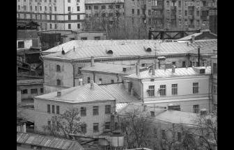 Лефортовская тюрьма. Фото: архив Общества «Мемориал»