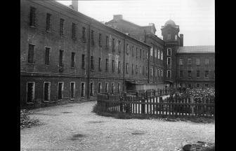 Taganskaya prison. Photo: