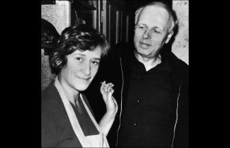 Andrey Sakharov and Elena Bonner. Photo: Memorial Society Photo Archive