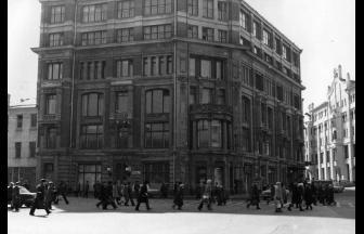 Здание, в котором располагалось управление Анилтреста. Фото: retromap.ru