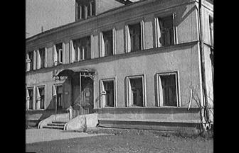 Mayakovsky's House on Gendrikov Lane. Photo: PastVu