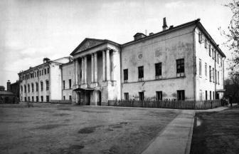 The Rukavishnikov House, 1913. Photograph: Wikimedia Commons