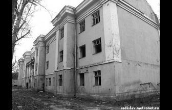 "Club ""Metrostroy"" in village Metrostroy. Photo: radislav.metronet.ru"