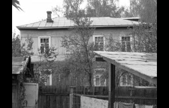 The summer house of Lyamin. Photograph: panoramio.com