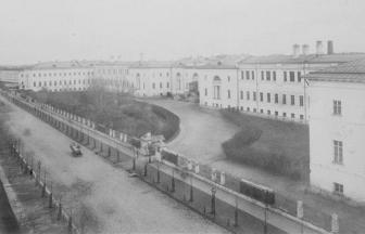 МВТУ. 20-е гг. Фото: Wikimapia