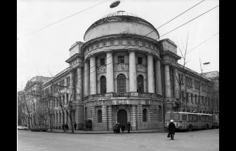 М. Пироговская, 1. Фото: foto-history.livejournal.com