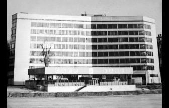 Полиграфический институт. 1981–83 гг. Фото: PastVu