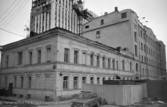 Children's shelter on Kazanskii Lane. Photograph: temples.ru