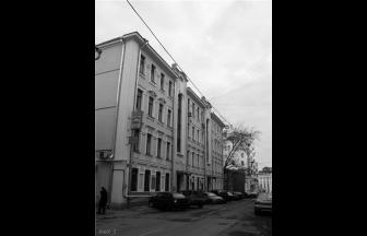 Sechenovskii Lane (House No. 7), 2008. Photograph: alex-i1.livejournal.com