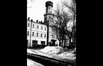 Sushchevskii arrest house. Photo: PastVu