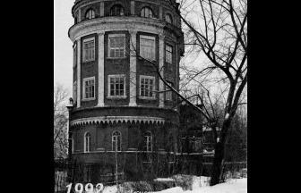 Бывшая акустическая лаборатория Спецтюрьмы № 16 МГБ. 1992 г. Фото: архив общества «Мемориал»