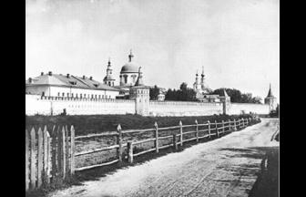 Danilovskiy monastery. Photo: Sedmica.RU