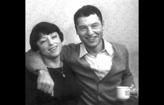 Александр Воронель и его жена Нина. Фото: 7iskusstv.com
