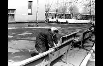Московский пересыльный пункт на Пресне. 1970–1975 гг.