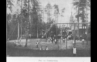 Bakhrushinyi house, 1910s. Photograph: PastVu