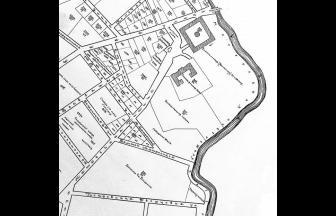 План городских участков 1917 г. Исправительная тюрьма (под номером 209) располагается между улицей Матросская Тишина и Матросской набережной Яузы