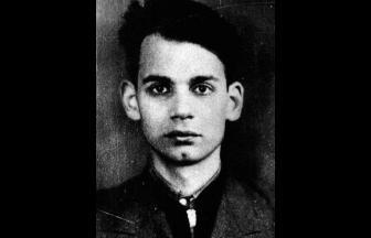Lazar Shapiro, Varlam Shalamov's friend during the 1920s. Photo: Komsomolskaya Pravda (newspaper)