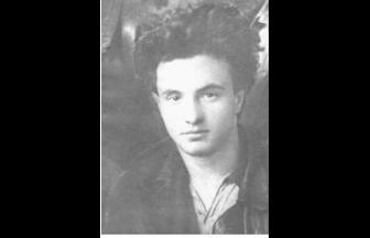 Yakov Grodzenskiy, 1922. Source: personal archives of S. Y. Grodzenskiy