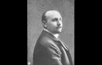 Густав Гельрих, архитектор главного корпуса Московского товарищества резиновой мануфактуры