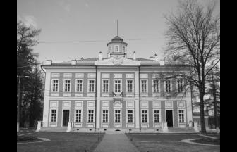 The estate of Bolshie Viazemy.