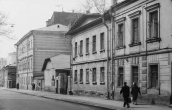 Б. Чернышевский, 11. Фото: PastVu