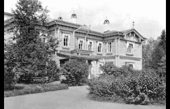 """""""Timofeevka"""" estate at the beginning of the 20th century. Photo: all-photo.ru"""