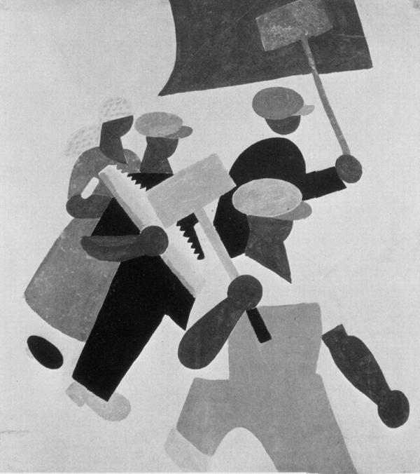 В. В. Лебедев. 1920 г. Источник: fishki.net