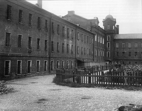 """Taganskaya prison. Photo: """"Memorial"""" archive"""