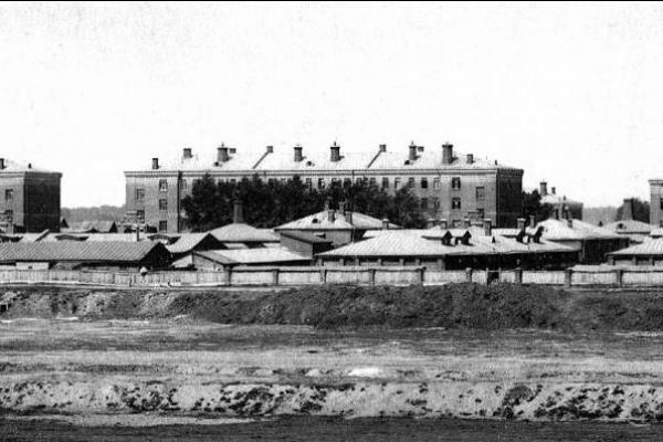 Khodynskaya Hospital in Moscow