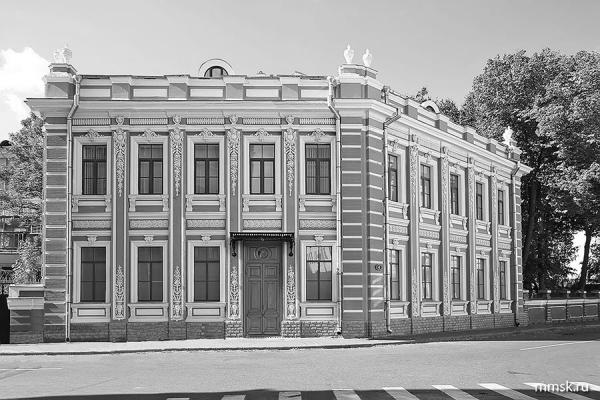 Mansion of A. Y. Pavlov – Sevryugov family. 4 Bolshoy Kozlovskiy Lane. Photo: Moya Moskva