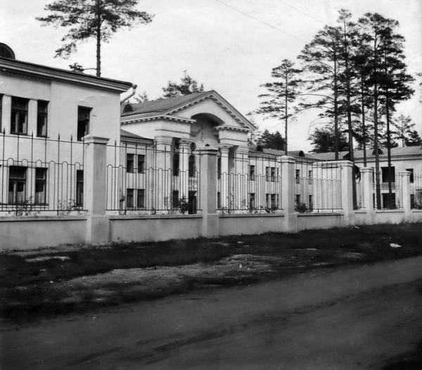 Bykovskii special orphanage on Prudovaya Street, 1957–1960. Photo: PastVu
