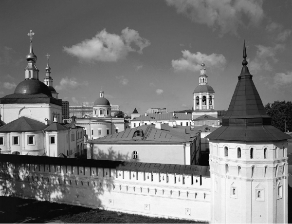Danilovskii Monastery. Photo: danilovbells.ru