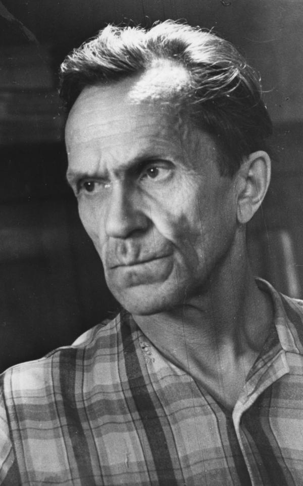 Portrait of 1956. Photo: shalamov.ru