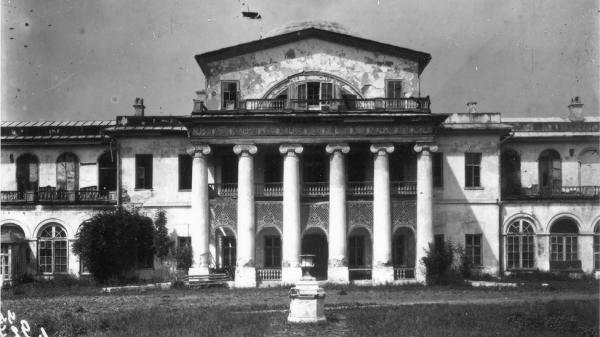 Мамонова дача на Воробьевых горах. 1920–1924. Фото: PastVu