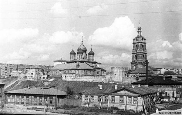 Novospasskii Concentration Camp, Moscow