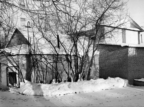 Pioneer house of the Zamoskvoretskii district was located in this building in the 1920's. Source: PastVu