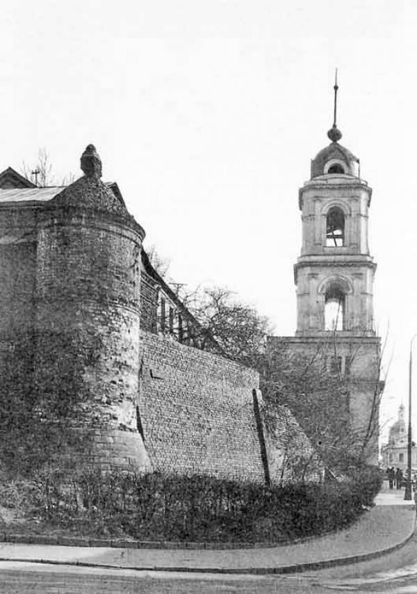 Rozhdestvenskii Concentration Camp. Photo: Memorial Society Photo Archive