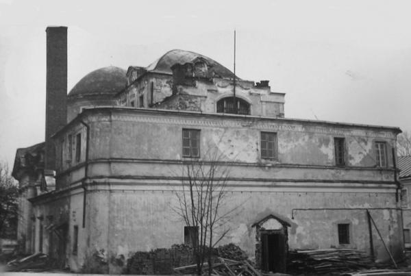 Sukhanovskaya Special Prison. Photo: Memorial Society Photo Archive