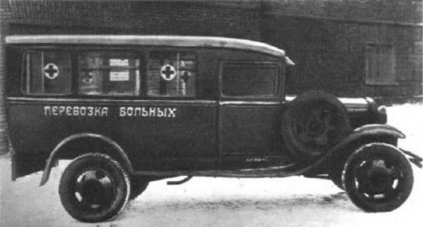 """Children were driven from the Danilovskii shelter in such cars (""""voronok""""). Photo: anser4.livejournal.com"""