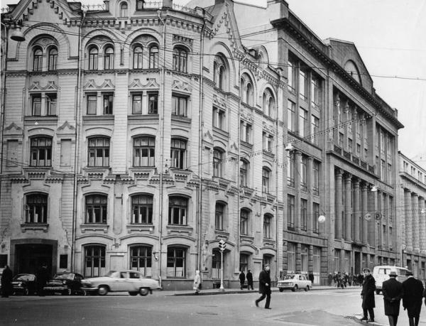 Улица Куйбышева (Ильинка). 1976–78 гг. Фото: PastVu