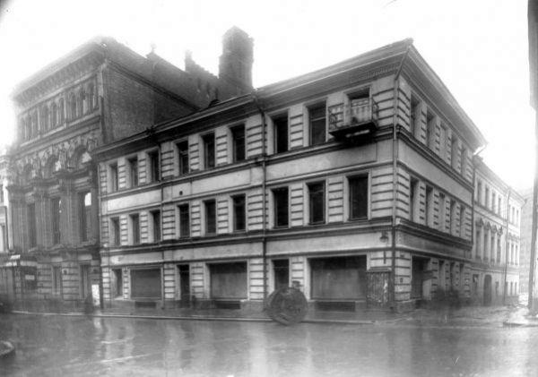 Military Collegium of the Supreme Court. Photo: Memorial Society Photo Archive.