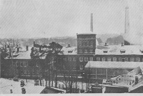 Завод «Красный богатырь». 1920–1922 гг.