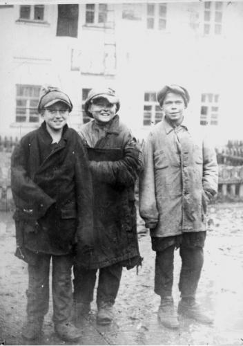 Беспризорники. Фото: архив Общества «Мемориал»