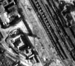 Немецкая аэрофотосъемка. 1942 г.