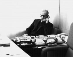 Ю. Б. Харитон, главный конструктор КБ-11 по созданию атомного оружия. Фото: Музей «Саровская пустынь», russiainphoto.ru