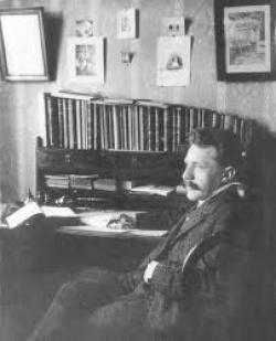 Евгений Иванович Шпитальский (1879–1931). Фото: Вестник Московского университета